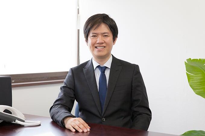 代表取締役社長 鈴木 一男